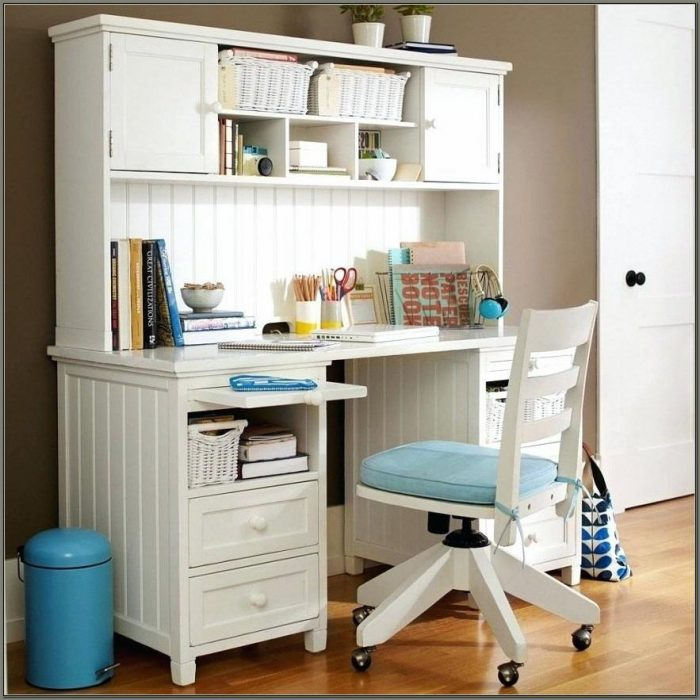 Desks With Drawers On Both Sides