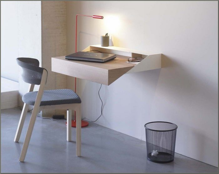 Floating Desks For Small Spaces