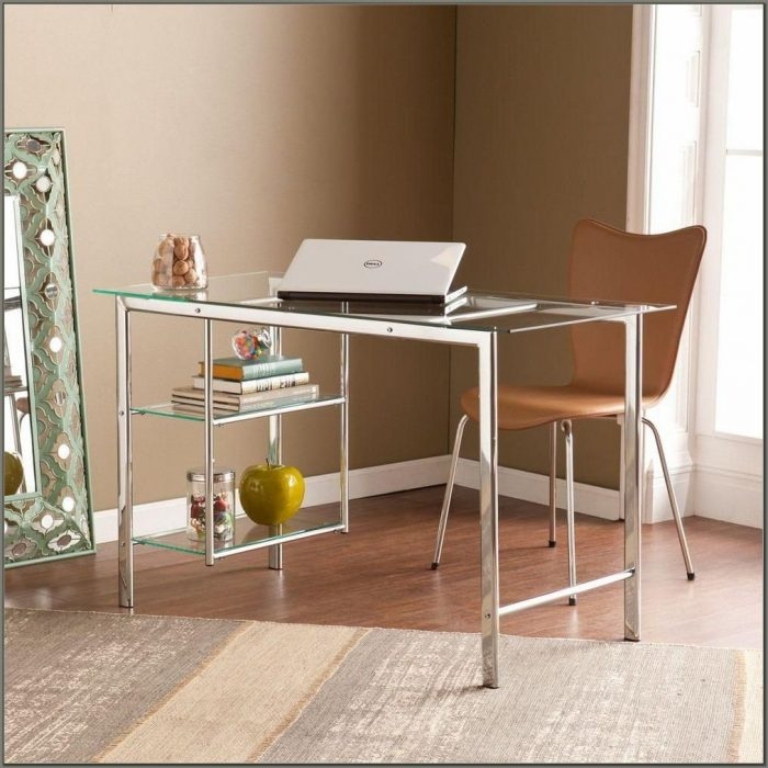 Glass Home Office Desks