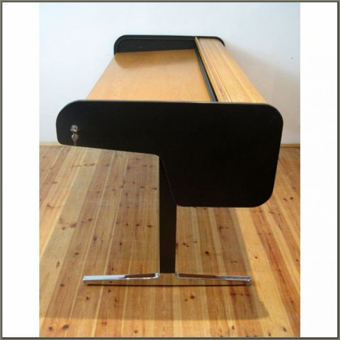 Herman Miller Roll Top Desk