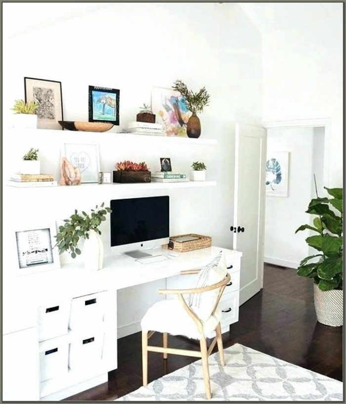 Ikea Corner Desk With Shelves