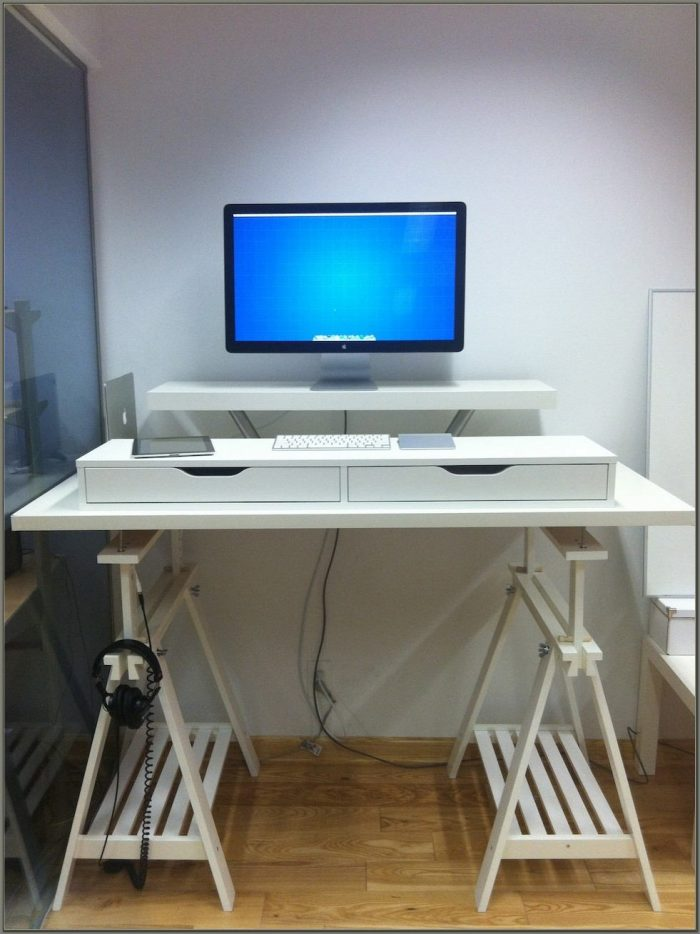Ikea Stand Up Desk Legs