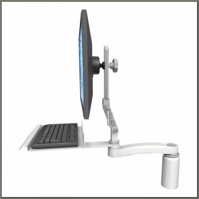 Keyboard Arm Desk Mount