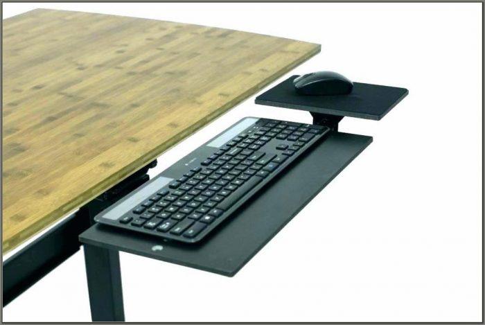 Keyboard Mount For Desk