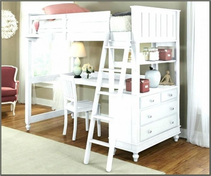 Kids Bunk Beds With Desks