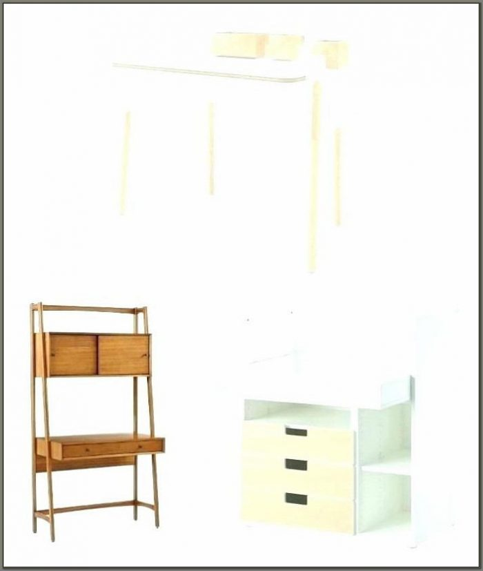 Modern Desks For Small Spaces
