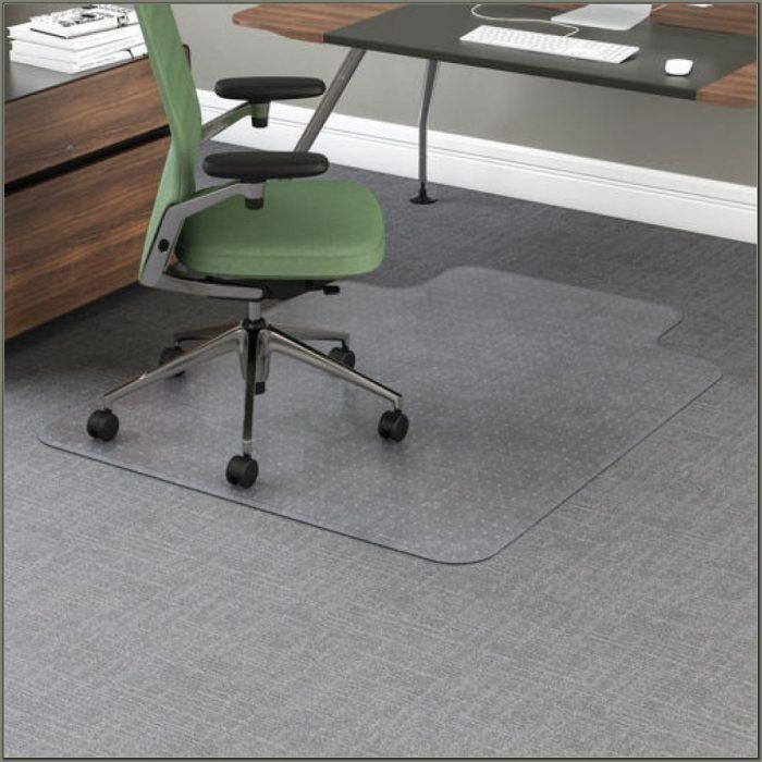 Office Desk Chair Mat For Carpet