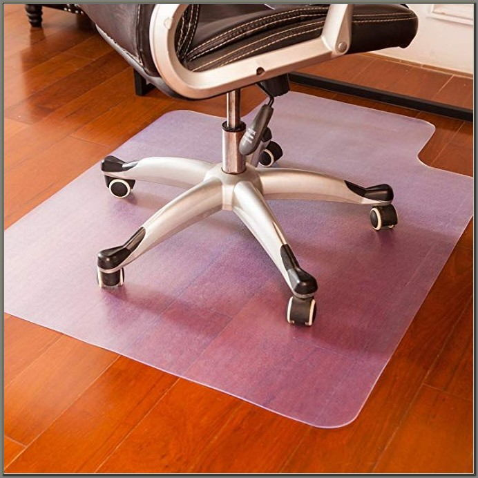 Office Desk Chair Mat For Hardwood Floor