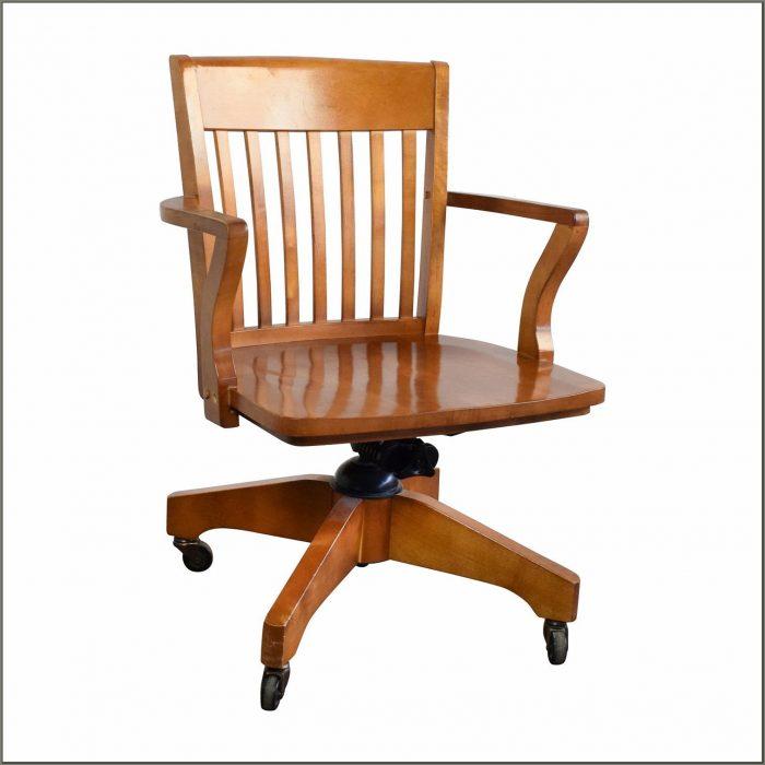 Pottery Barn Swivel Desk Chair
