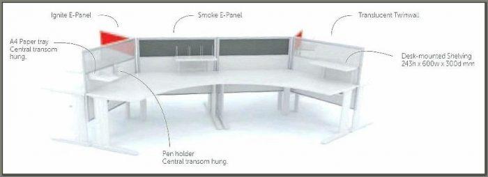 Privacy Dividers For Desks