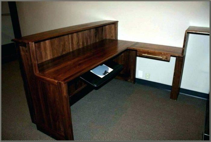 Real Wood Computer Desks For Home