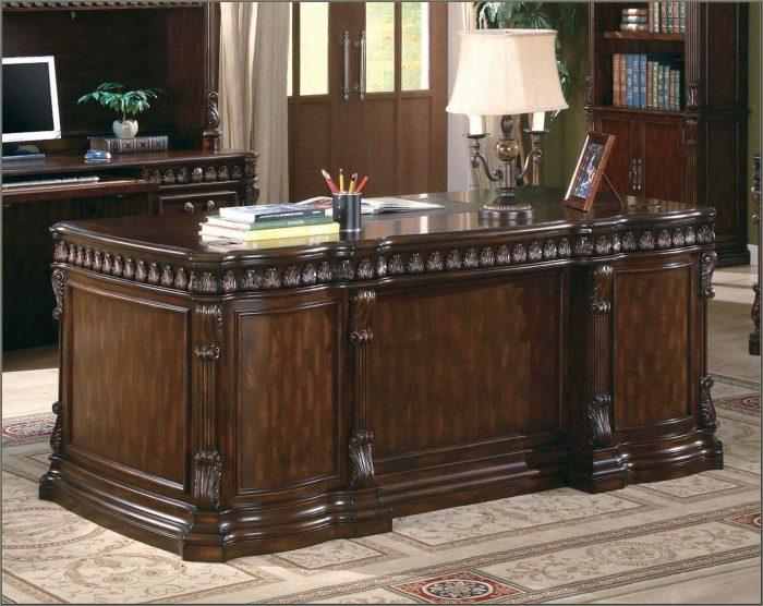 Real Wood Office Desks