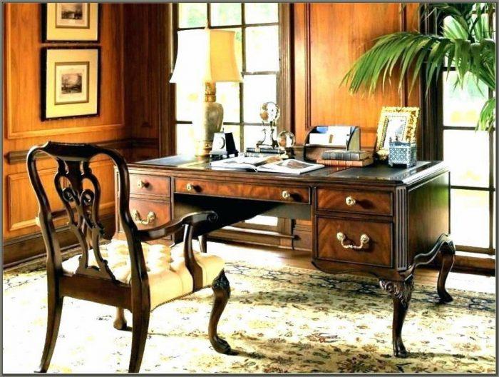Real Wood Office Desks For Home