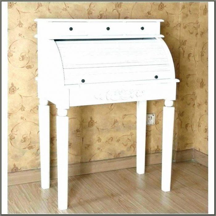 Roll Top Secretary Desk For Sale
