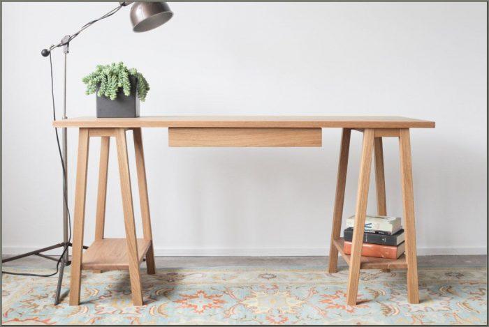 Sawhorse Legs For Desk