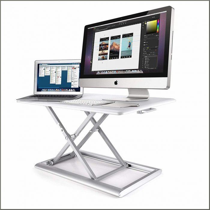 Sit Stand Computer Desk