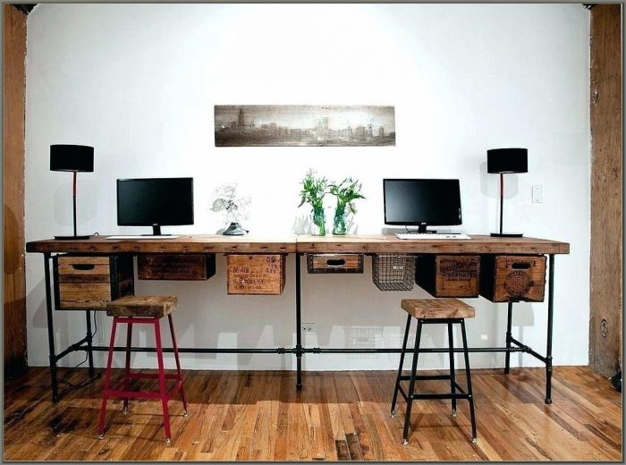 Solid Wooden Desks For Home Office