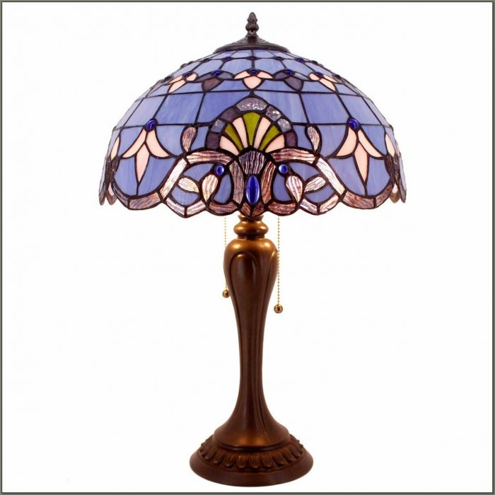 Stained Glass Desk Lamps