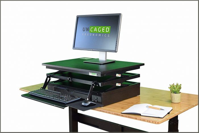 Standing Desk Keyboard Tray
