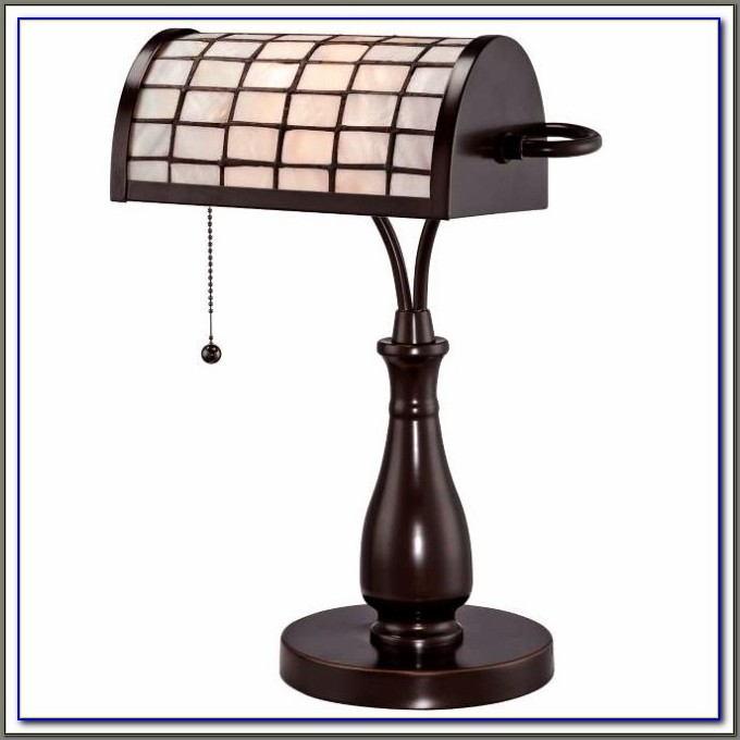 Tiffany Bankers Desk Lamp