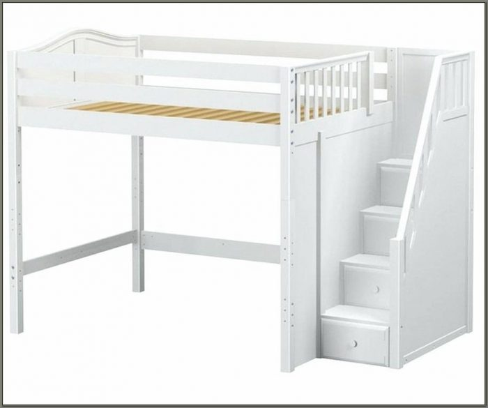 Twin Loft Bed With Desk And Couch