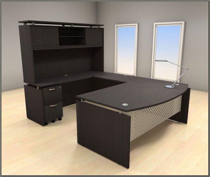 U Shaped Office Desks