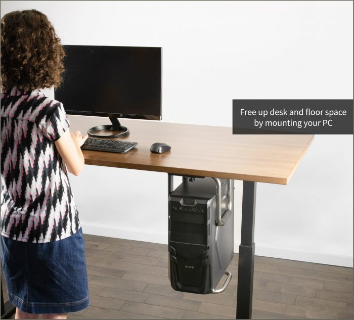 Under Desk Pc Holder