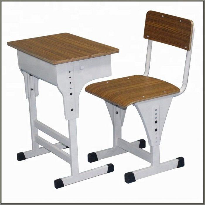 Used Adjustable Height Desk For Sale