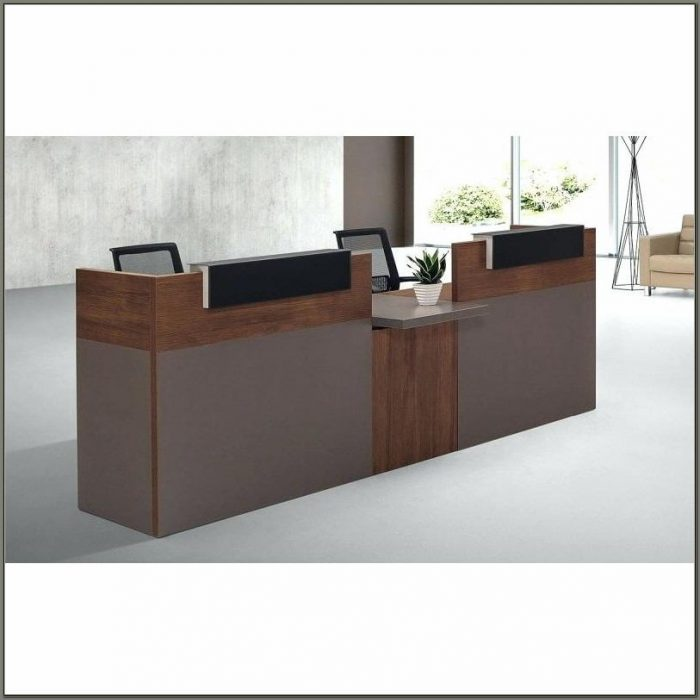 Used Office Reception Desk For Sale