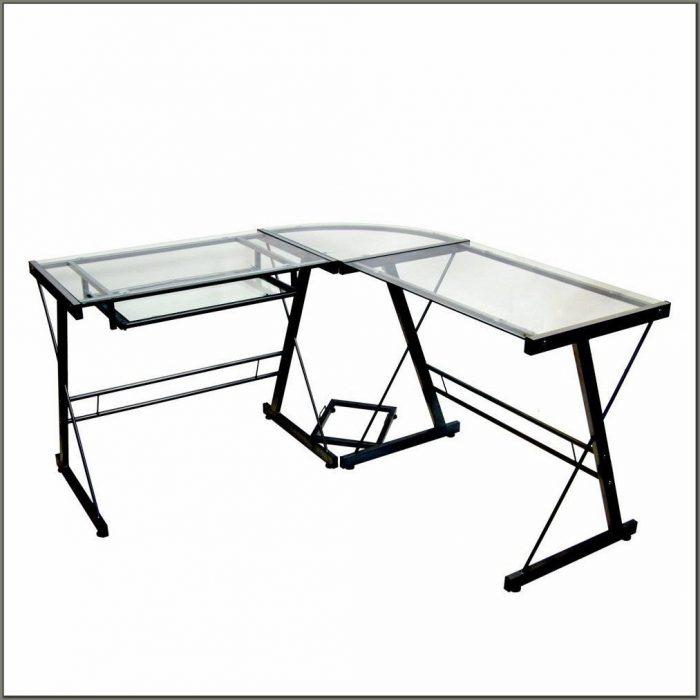 Walker Edison 3 Piece Contemporary Desk