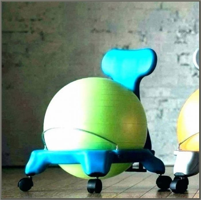 Yoga Ball Desk Chair Benefits