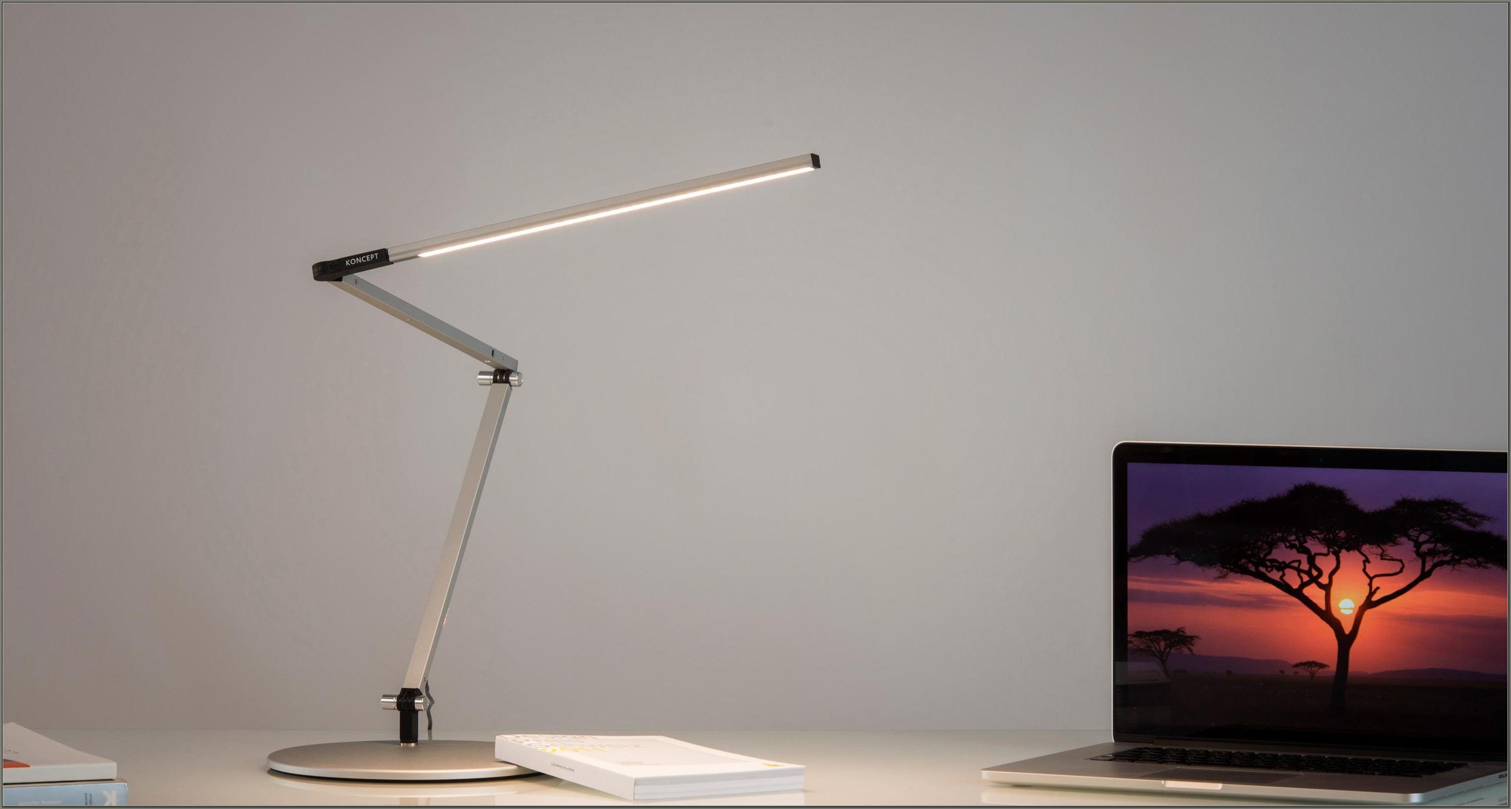 Z Bar Led Desk Lamp