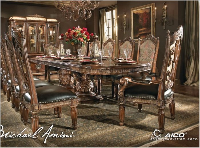 13 Pc Dining Room Set