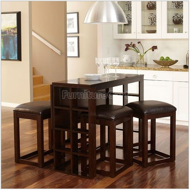 5 Piece Counter Height Dining Room Sets