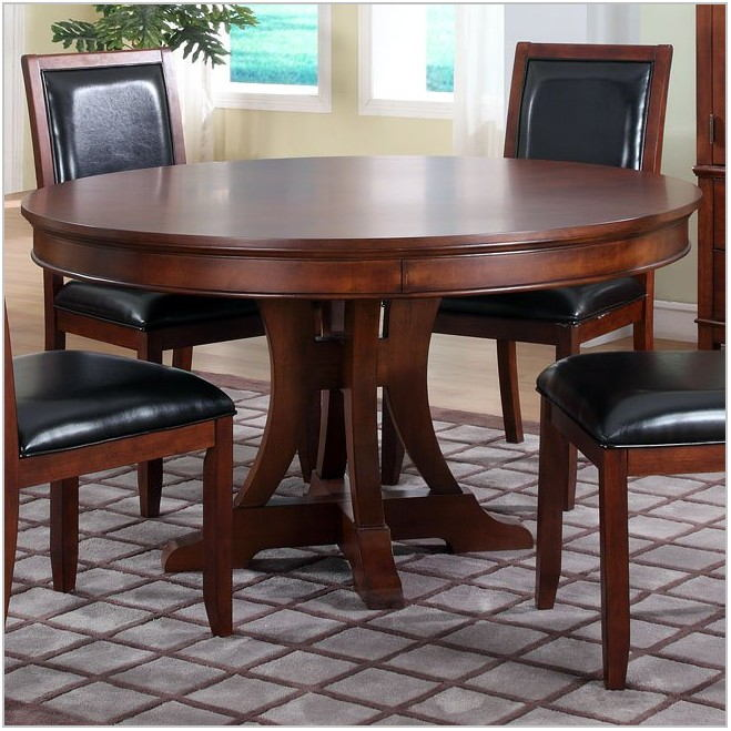 54 Inch Round Dining Room Table