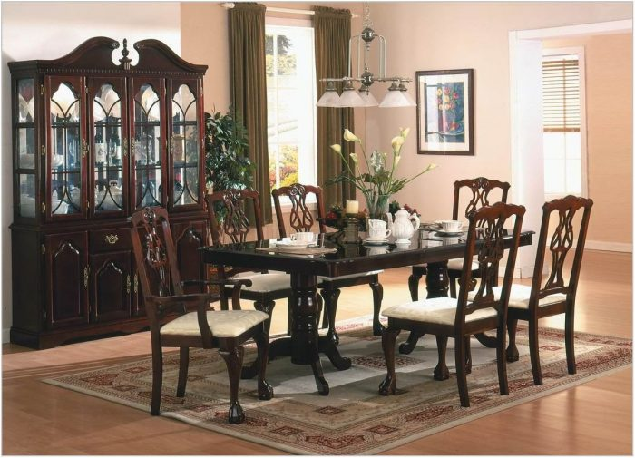 5pc Dining Room Sets