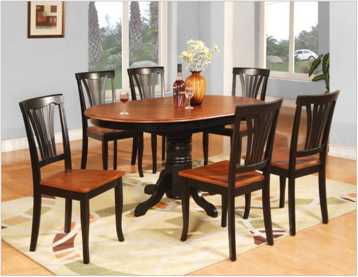 6 Person Dining Room Table