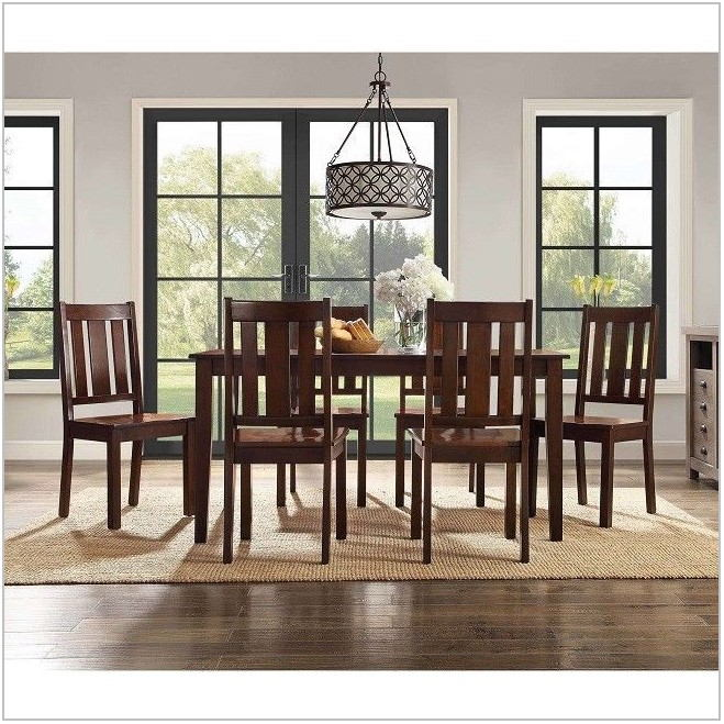 6 Person Dining Room Table Sets