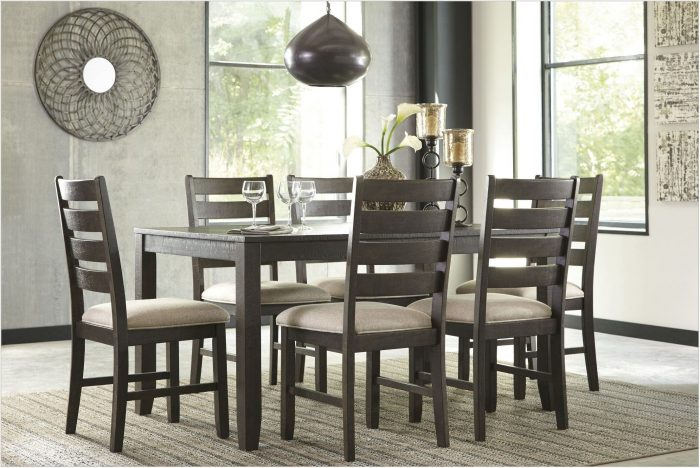 7 Piece Formal Dining Room Sets