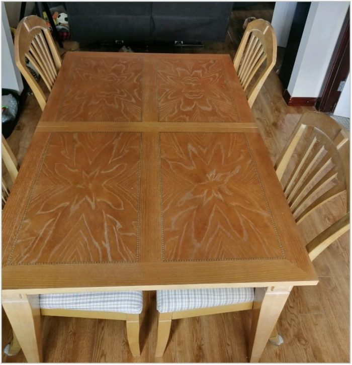7ft Dining Room Table