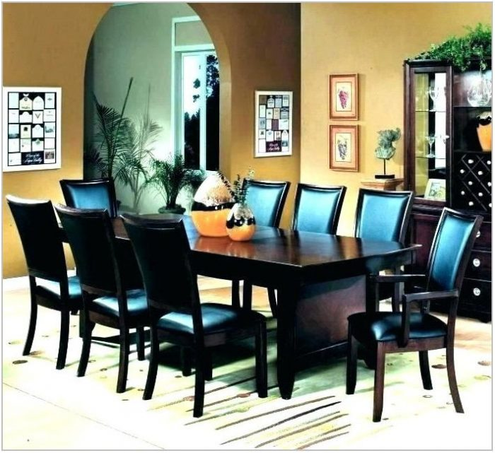 9 Pc Dining Room Table Sets