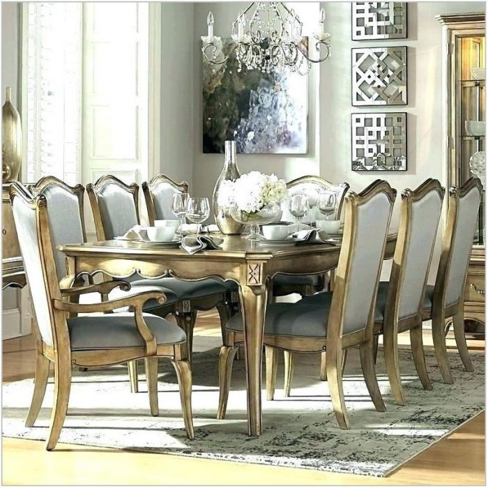 9 Piece Dining Room Furniture Sets