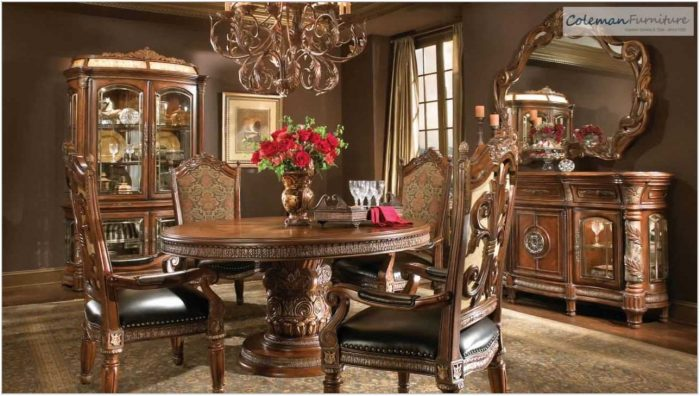 Aico Dining Room Furniture Collection