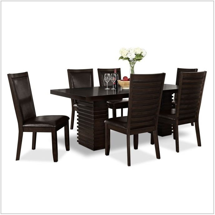 American Signature Dining Room Table