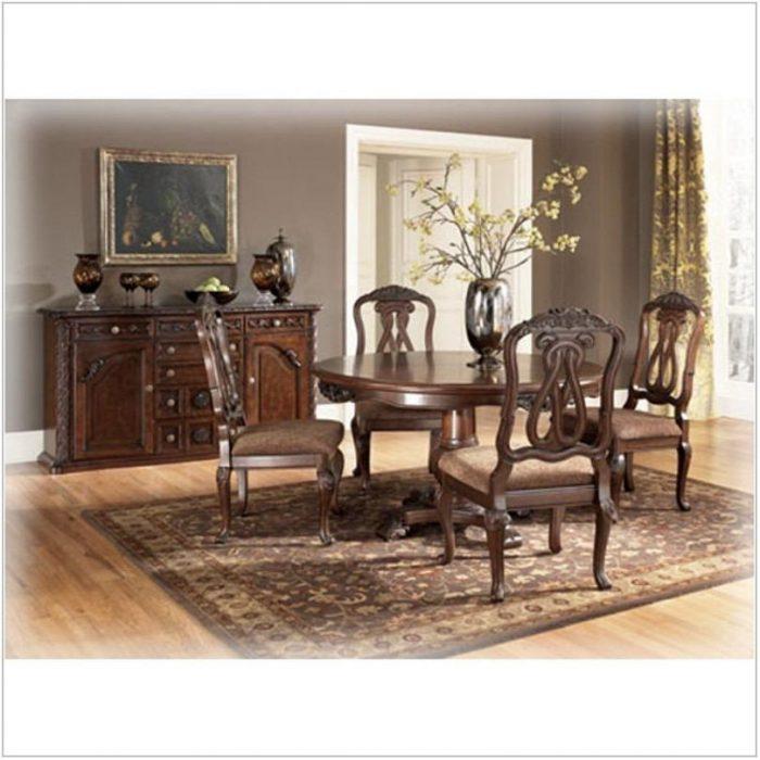 Ashley Furniture Dining Room Sets Images