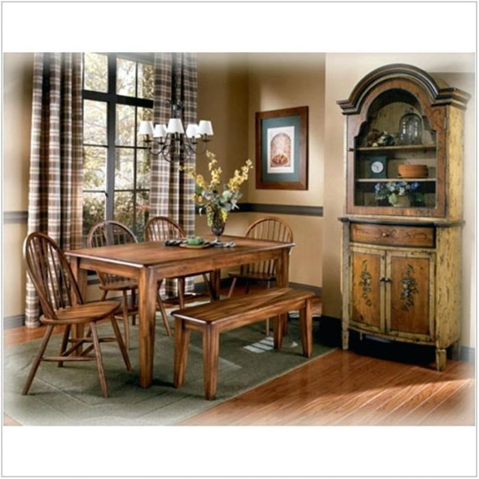 Ashley Furniture Dining Room Sets With Buffet
