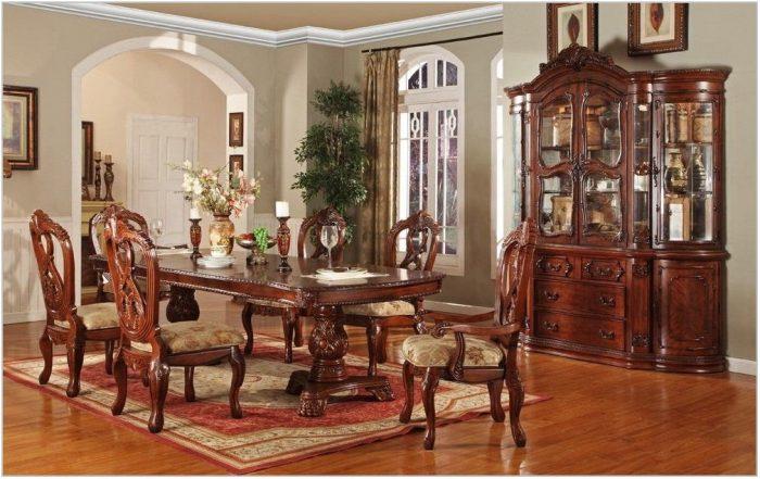Ashley Furniture Formal Dining Room