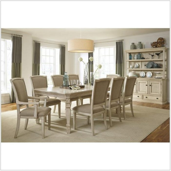 Ashley Furniture Gray Dining Room Sets