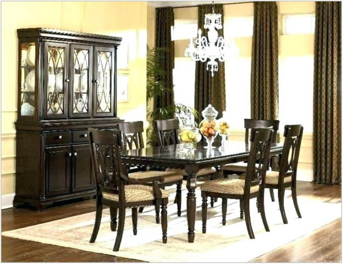 Ashley Furniture Round Dining Room Tables