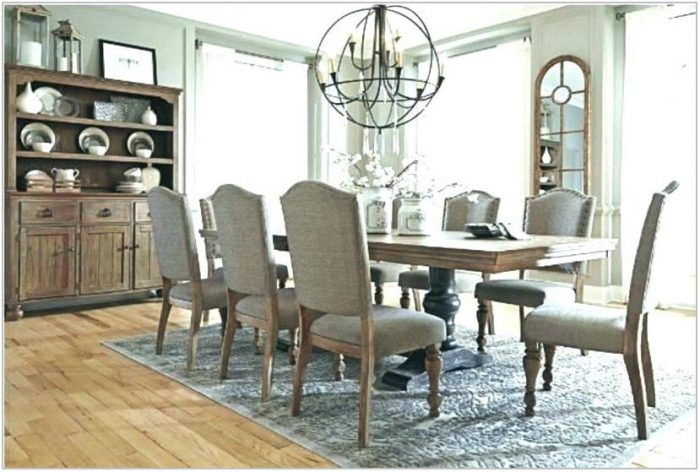 Ashley Furniture White Dining Room Sets